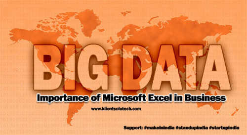 Microsoft Excel in business