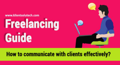 communication with clients