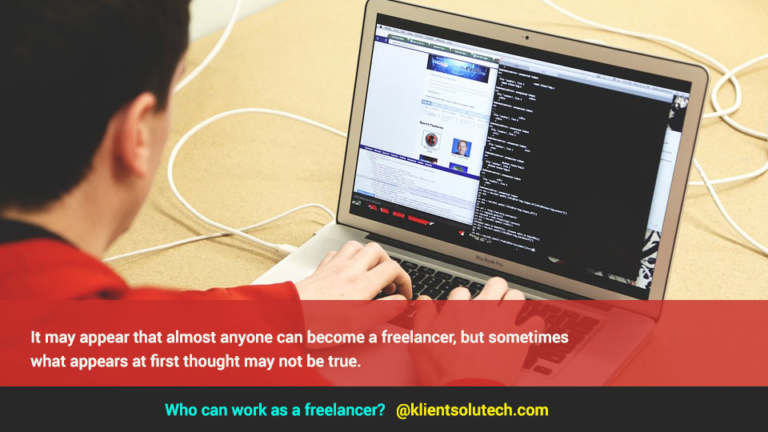 work as a freelancer - Freelancing business guide with case study examples