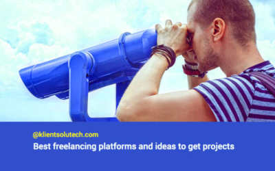 best freelancing platform to get projects online and offline