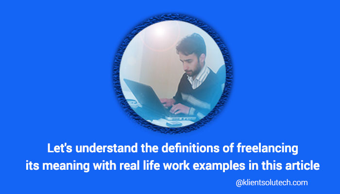 what is freelancing - Let's understand in this article about freelancing