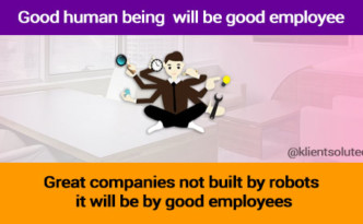 Tips to become good employee