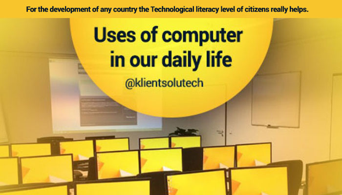 uses of computer in our daily life essays Uses of internet in our daily life internet is a worldwide organization of computer network when one is at an internet, one becomes a part of that group of people who use the computer for.