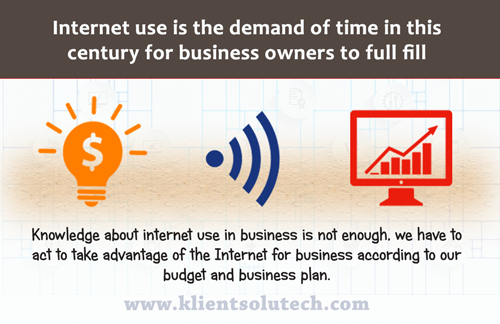 Advantages of Internet for Business
