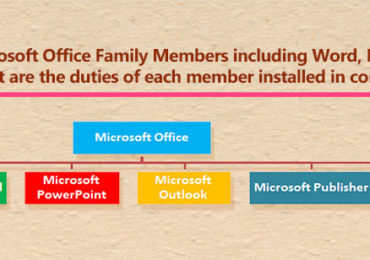 Microsoft Office 2016 and Office 365 - Relationship diagram
