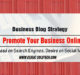 Three methods to use your business blog to promote your business online