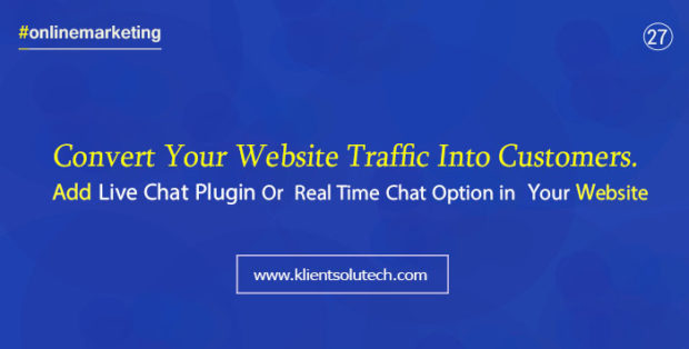 convert website traffic into paying customers