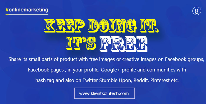 share small pars of product with free imagse on social ...