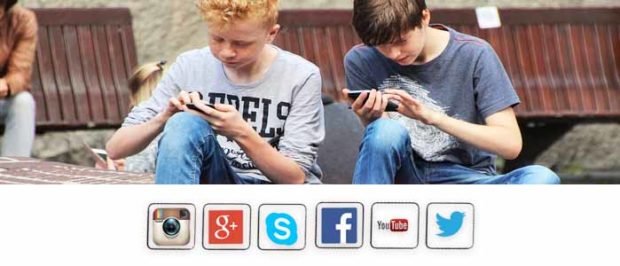 impact of social media on school and college students