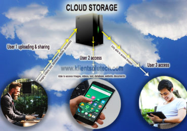 explaining data stored in cloud