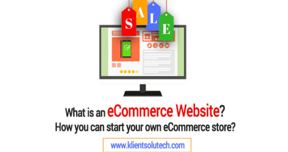 what is an eCommerce website and how to start one