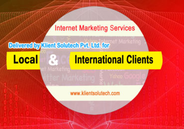Internet marketing services for local and international clients
