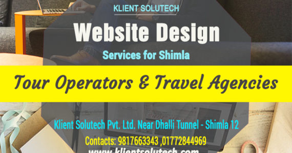 Travel website design services