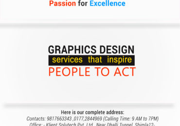 graphics design services in shimla
