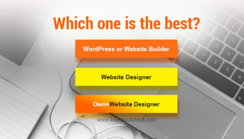 best ways to create a website