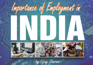 Importance of employment in developing coutries