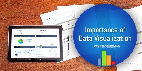 IMPORTANCE OF data visualization