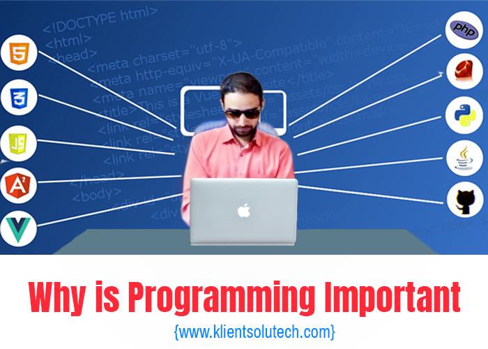 why programming is important