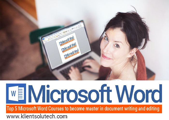 Microsoft Word Online Course - Learn basics and Advanced Word Skills Online