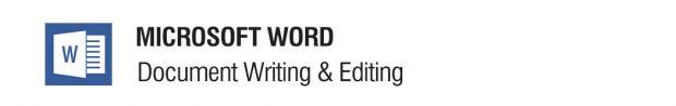 Microsoft Office- Microsoft word skills