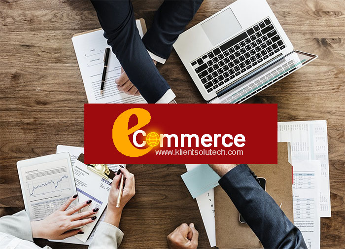 eCommerce Website Introduction
