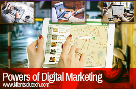 powers of digital marketing