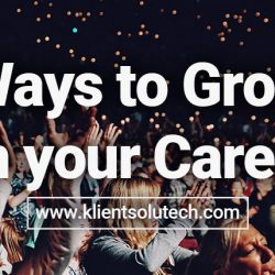 10 ways to grow in your IT career professionally
