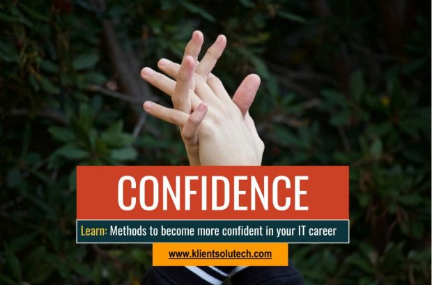 methods to become more confident