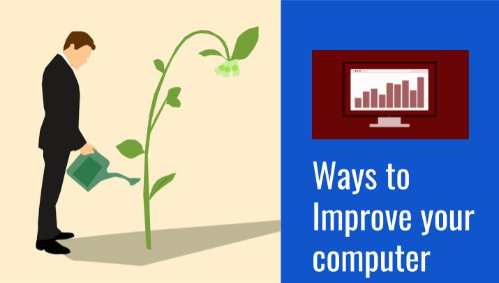 How you can improve your computer skills effectively and faster