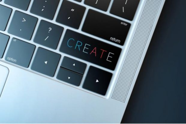 Online courses to learn digital content creation skills