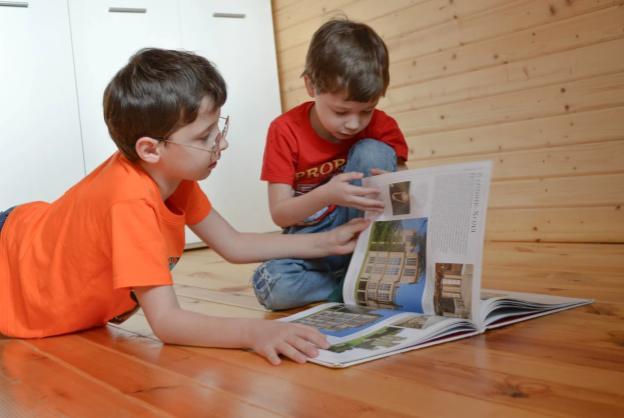 How to build a learning environment for your kids at home