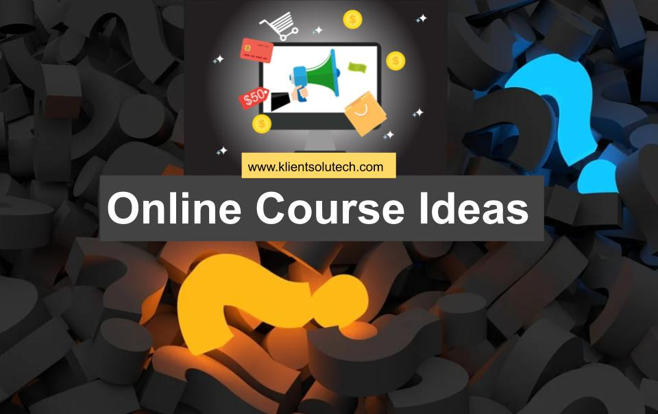 Top 5 online course creation ideas June 2020 (1)